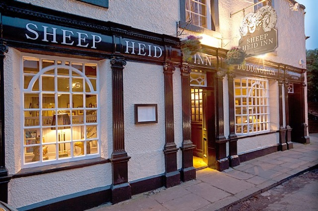 The Sheep Heid Inn – Alessandra's adventures